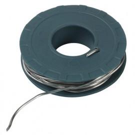 Fil étain bobine de D. 1,5 mm x 7,5 mètres - PRSOUE - Ribitech