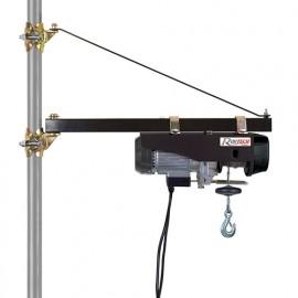Potence pivotante 75 cm 500 kg - PP75/500 - Ribitech