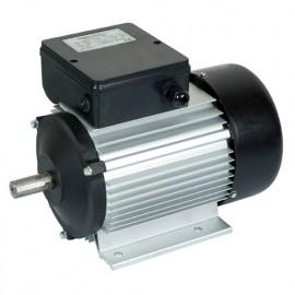 Moteur électrique 2 CV 230 V 2800 tr/min + interrupteur - M2M28 - Ribitech