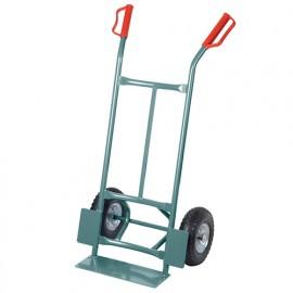 Diable avec roues increvables 250 kg - PRCD - Ribitech