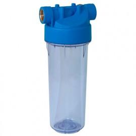 """Filtre à eau 9"""" 3/4 2pièces vide, fil 3/4"""" - PRFIL9SV2 - Ribitech"""