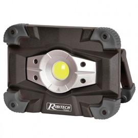 Projecteur LED 10 W, portable à batterie antichoc à 3 m - PRSPOT10BPA - Ribitech