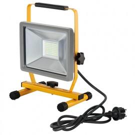 Projecteur à LED 30 W 230 V - 2250 lumens portable - PRSPOT32P - Ribitech