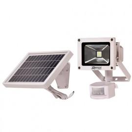 Spot solaire 9 W LED, 700 lumens, avec détecteur - PRSPOTSOL9 - Ribitech