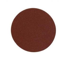 10 disques abrasifs non-perforés auto-agrippants D. 300 mm Grain 120 - 436756 - Silverline