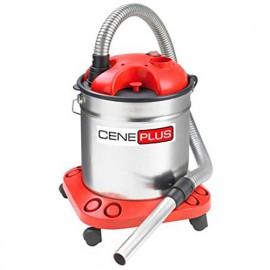 Aspirateur à cendres électrique CENEPLUS 950 W - 230 V, bidon 18 L - PRCEN006 - Ribitech