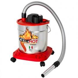 Aspirateur à cendres chaudes électrique CENEHOT 950 W - 230 V, bidon 18 L - PRCEN008 - Ribitech