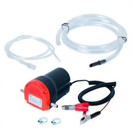 Mini-pompe à huile 12 V 5 Ah - PRKGPHL12 - Ribitech