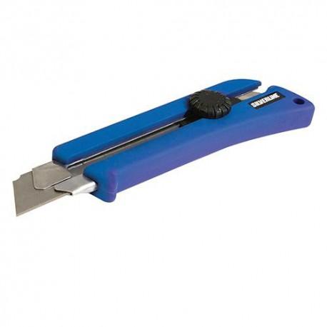 Cutter à lame sécable 25 mm - 445373 - Silverline