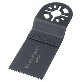 11 lames de scie oscillante universelle HCS 34 x 40 x 0,6 mm 19 TPI - Bois et plastique - ZOU00023 - Labor