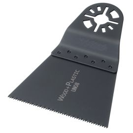 115 lames de scie oscillante universelle HCS 65 x 42 x 0,6 mm 18 TPI - Bois et plastique - ZOU00044 - Labor