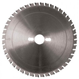 Lame carbure D. 305 x Al. 25,4 mm. x 80 dents. Spéciale métaux - 120.300.2580 - Leman