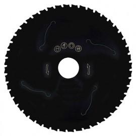 Lame circ. céra-métal D. 160 x Al. 20 mm. x 40 dents. Pour Métaux - 123.160.2040 - Leman