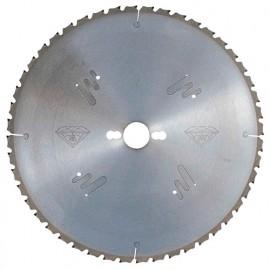 Lame circ. diamant D. 160 x Al. 20 mm. x 8 dents. Plate pour matériaux abrasifs - 3501602008 - Leman