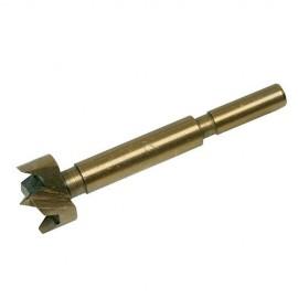 Mèche à façonner type Forstner TiN D. 12 mm - 456924 - Silverline