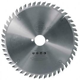 Lame carbure pour portative D. 160 x Al. 16 mm. x 48 dents alt. pour bois - 964.160.1648 - Leman