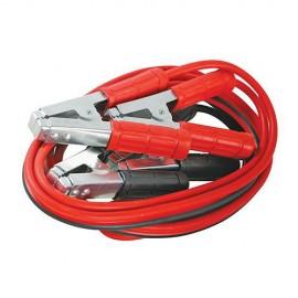 Câbles de démarrage usage intensif 600 A max 3,6 m - 456956 - Silverline