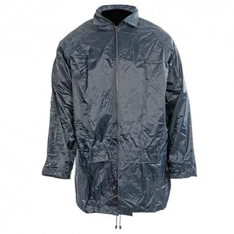 Veste imperméable légère PVC XL 144 cm - 456963 - Silverline