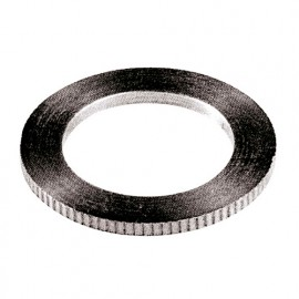 Bague de réduction cranté pour lame de scie circulaire 20 a 10 mm. Ep. 1,4 - 9650.2010.14 - Leman