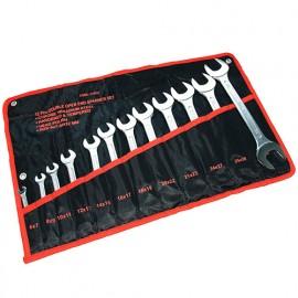 Trousse de 12 clés à fourche double Expert CV 6 à 32 mm - BE-310221 - Diamwood