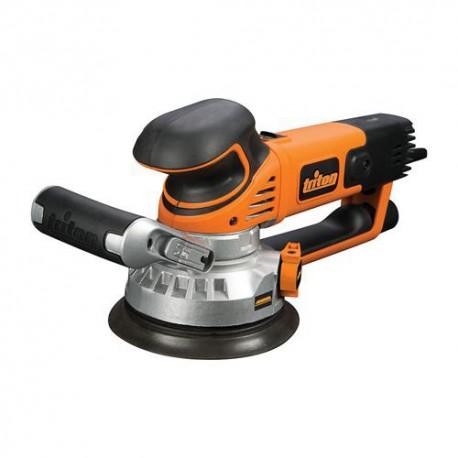 Ponceuse excentrique D. 150 mm électrique 500 W Triton - 460509 - Triton