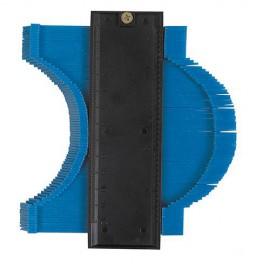 Conformateur en plastique 250 mm 250 - 473526 - Silverline