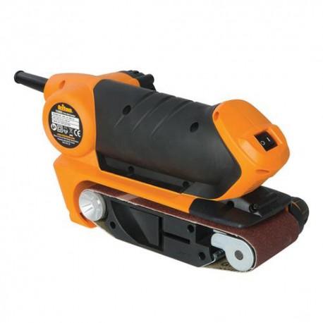 Ponceuse à bande compacte électrique 450 W 64 x 406 mm Triton - 475114 - Triton