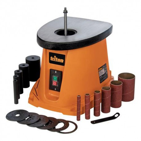 Ponceuse à cylindre oscillant électrique 450 W Triton