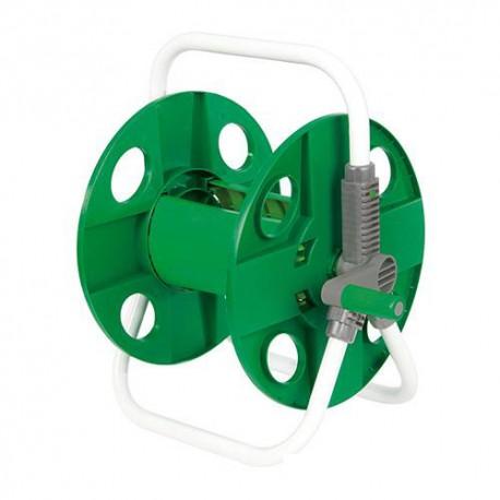Dévidoir pour tuyau d'arrosage, capacité 45 m - 547900 - Silverline