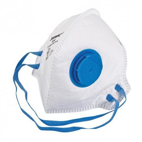 Masque respiratoire pliable à valve FFP2 NR - 568946 - Silverline