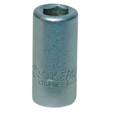 """Porte-embout adaptateur de vissage 1/4"""" - 571493 - Silverline"""