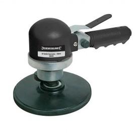 Ponceuse excentrique pneumatique D.150 mm Silverline - 580430 - Silverline