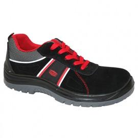 Chaussures basses de sécurité AIRLOW S3 SRC Noir - SOLIDUR