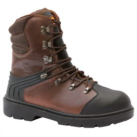Chaussures montantes de sécurité forestière EIGER S3 Classe 1 - SOLIDUR