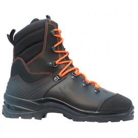Chaussures montantes souples KAILASH spécial tronçonneuse classe 2 - SOLIDUR