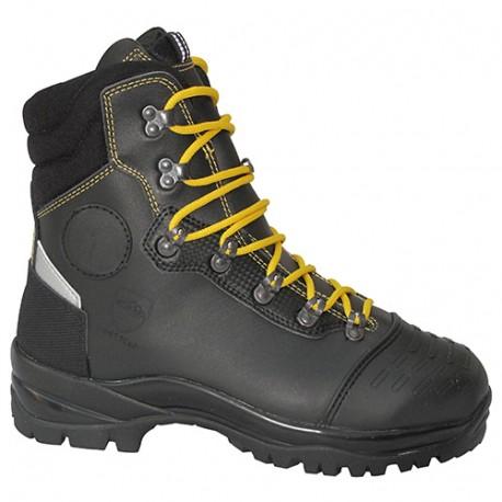 Chaussures montantes de sécurité ONTARIO II S3 spécial tronçonneuse Classe 2 - SOLIDUR