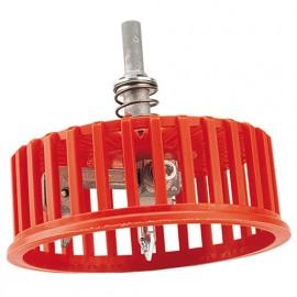 Coupe carreaux circulaire D. 20 à 94 mm avec cage - 180172 - Mejix