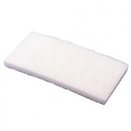Patin à lustrer blanc 250 x 120 mm - 180277 - Mejix
