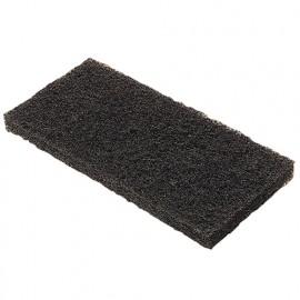 Patin à gratter noir 250 x 120 mm - 180280 - Mejix