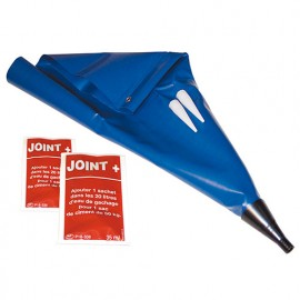 Kit joints : poche - 2 buses - 2 sachets d'adjuvant - 180370 - Mejix