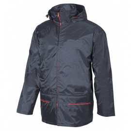 Ensemble de travail de pluie imperméable - ECHO Midnight Blue - ST072MB - U-Power