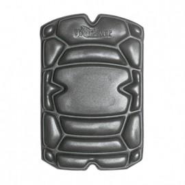 Genouillère ergonomique - KNEEPAD Black Carbon - GC061BC - U-Power