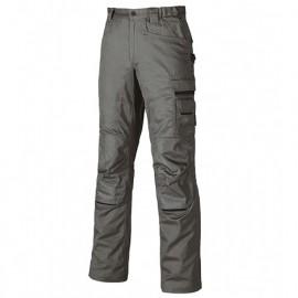 Pantalon de travail en poly-coton twill - NIMBLE Stone Grey - DW084SG - U-Power