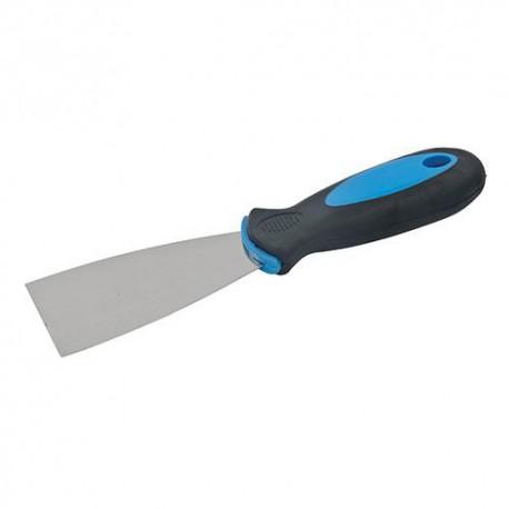 Couteau à enduire Expert 75 mm - 589702 - Silverline