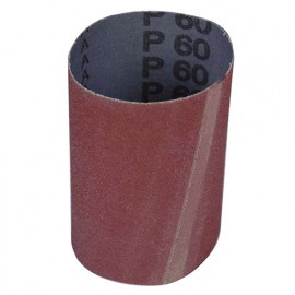 Manchon toile corindon 120 x 450 Gr. 40 mm - 7245040 - Leman