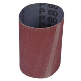 Manchon toile corindon 120 x 450 Gr. 80 mm - 7245080 - Leman