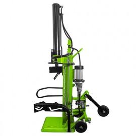 Fendeuse à bûches professionnelle verticale 110 cm 30 tonnes - 400 V 5500 W - ZI-HS30EZ - Zipper