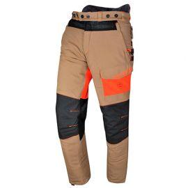 Pantalon SOFRESH spécial tronconneuse très grande surface de ventilation sur l'arriere type A classe 1 - FRPA - Solidur