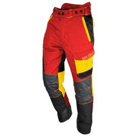 Pantalon COMFY spécial tronconneuse protection 5 couches avec Cordura Armortex Coolmax guêtre type A classe 1 - COPARE - Solidur