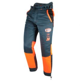 Pantalon AUTHENTIC 28 m/s special tronçonneuse protection 9 couches type A classe 3 - AUPA3A - Solidur
